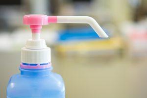 消毒液の画像です