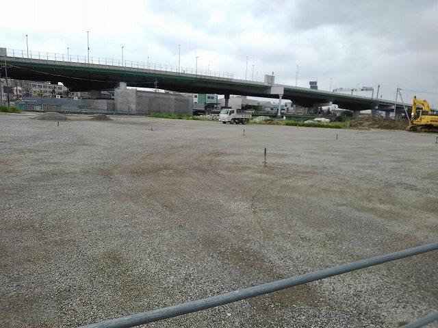 建設予定地の画像です