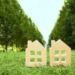 二世帯住宅のイメージ画像です