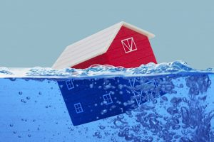 水害のイメージ画像です
