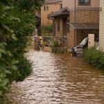 水害の画像です