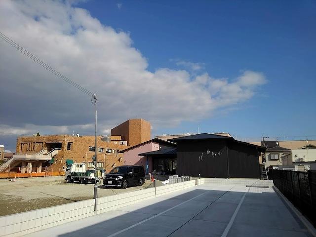 桜珈琲の外観の画像です