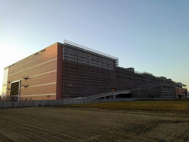 SC工事現場の画像です
