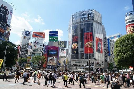渋谷の画像です