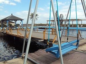 魚釣りセンターの画像です