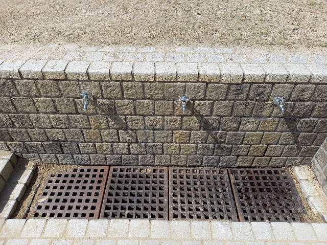 手洗い場の画像です