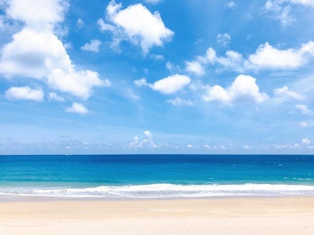 海の画像です