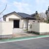 【新築(イージーオーダー)施工事例】減築で平屋に生まれ変わった家
